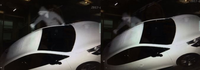 Hunt For Vandal Who Poured Paint Stripper Over Cars