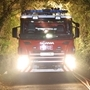 Skip fire blaze in Greasbrough started deliberately