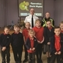 Children given tips on staying safe on dark autumn nights