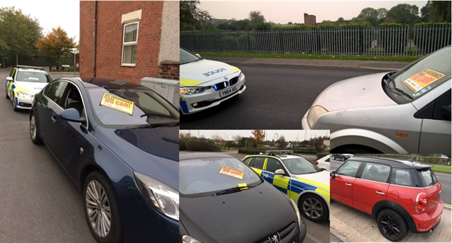 Police crack down on drivers without insurance