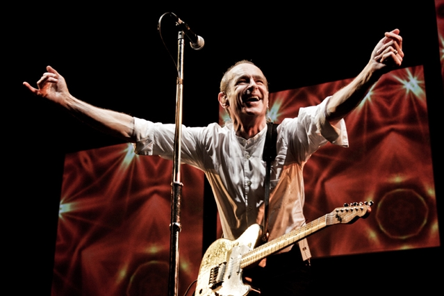 Quo still live and rocking ahead of South Yorkshire gig