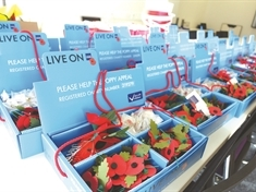 Can you help this year's Poppy Appeal?