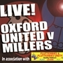 MATCHDAY LIVE: Oxford United v Rotherham United