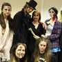 Ghosts and ghouls aplenty in Rother-Howl walk