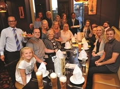 Restaurant's fund-raiser for Rotherham Hospice