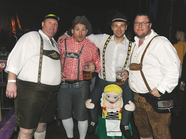 PHOTO GALLERY: Revellers enjoy Clifton Park Oktoberfest