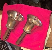 Stolen church handbells may have been sold