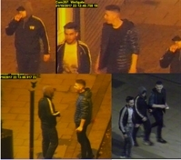 Three men wanted in connection with robbery of teenager in Rotherham