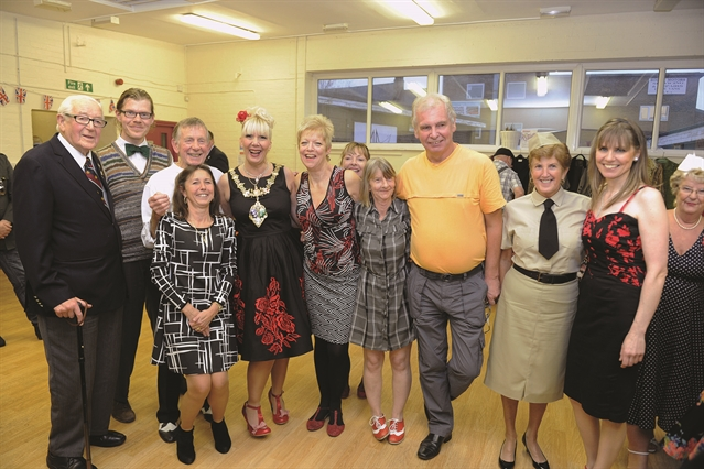 Charity tea party raises funds for Rotherham mayor's charities