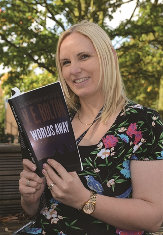 Rotherham teacher Victoria is now a published author