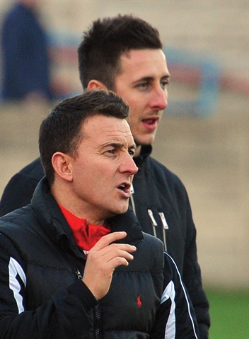 Parkgate name new manager