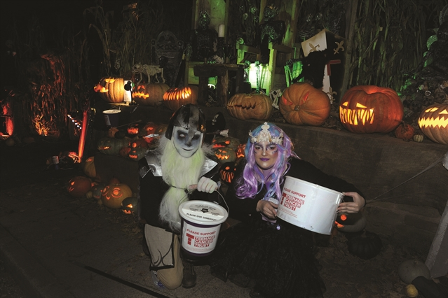 PHOTO GALLERY: Fright Night fun across Rotherham for Hallowe'en