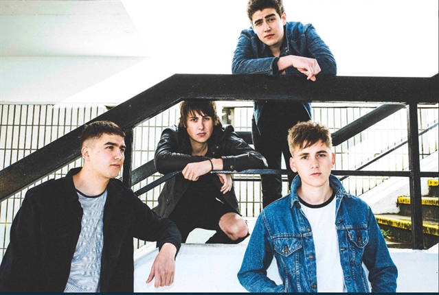 The Sherlocks excited by 'mega' tour plans with Liam Gallagher