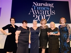 Rotherham ear care team wins care excellence award