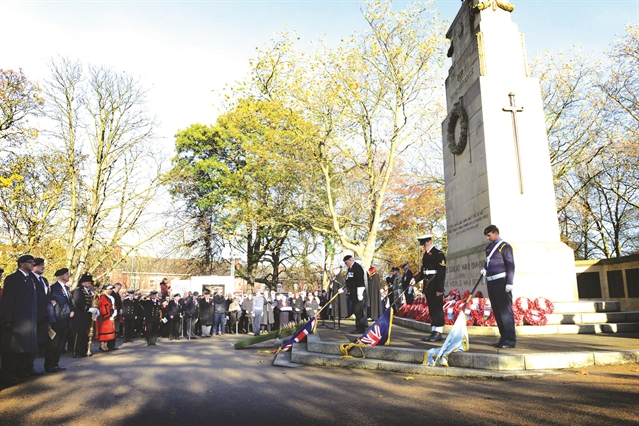 Rotherham prepares to remember its fallen
