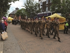 Armed forces survey plea in lead-up to Remembrance weekend
