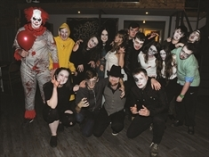 GALLERY: Scares galore on Rother-Howl Hallowe'en walk
