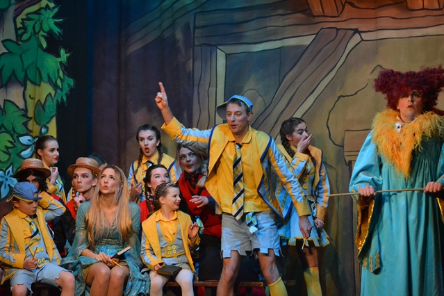 Dick Whittington's making his way to Wath's Montgomery Hall