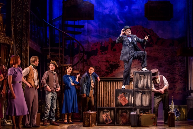 THEATRE REVIEW: Crazy for You