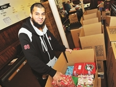 Christmas appeal will help disadvantaged across the world