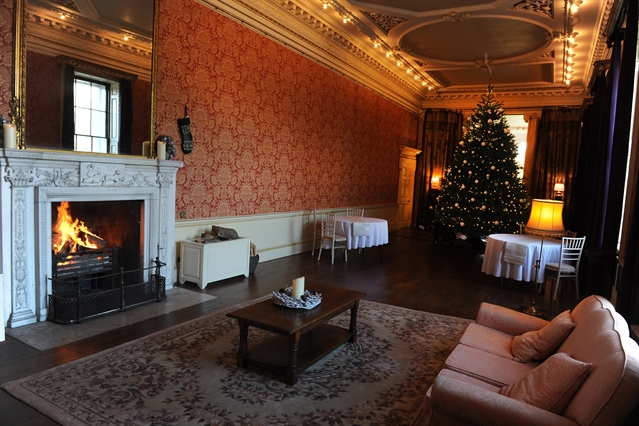 Festive spirit truly alive at Wentworth Woodhouse