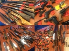 Weapons amnesty bid to make streets safer