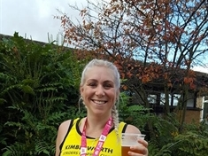 Natalie's marathon appeal up and running