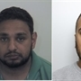 Abuse survivor's 'bravery' praised as three are jailed for 15 offences