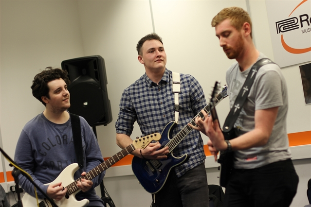 Rotherham students bring the sound of ELO to town
