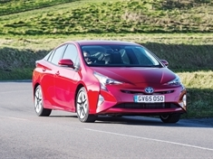 MOTORS REVIEW: Toyota Prius
