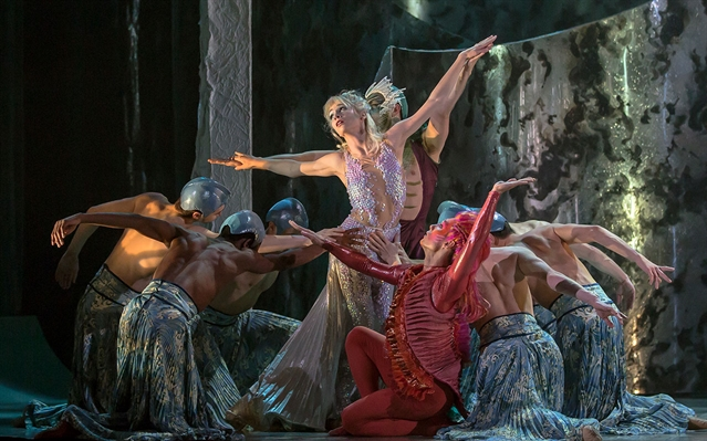 BALLET REVIEW: Northern Ballet's The Little Mermaid
