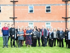 Action Housing celebrates new home at Rawmarsh with public open day