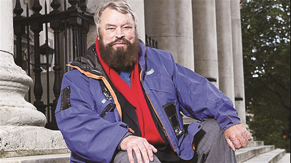 Actor Brian Blessed set for an evening to remember