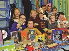 Mexborough pupils' event helps children living on landfill in Brazil