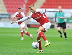 Action time for Millers striker