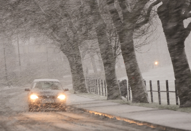 Weather warning issued as forecasters predict snow for Rotherham on Friday and Saturday