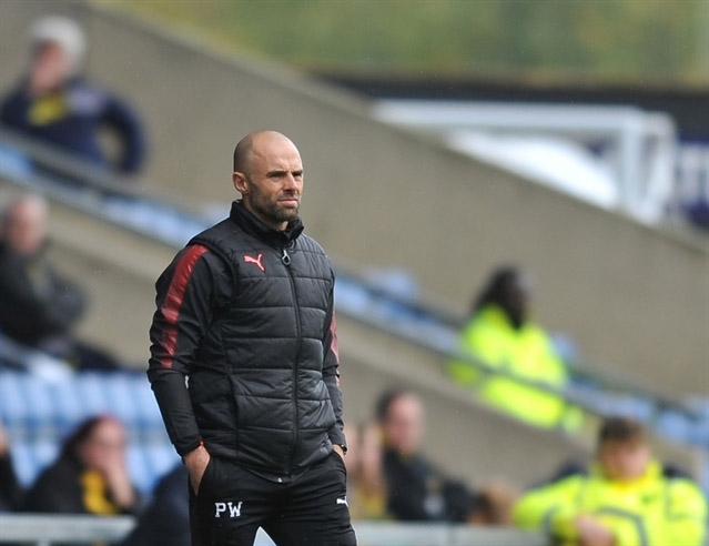 REACTION: Boss Warne pleased half time shake-up had desired effect