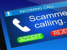 Pensioner's warning over scam phone calls