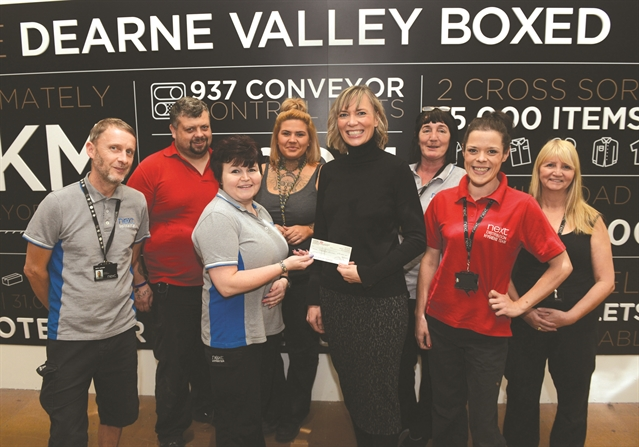 Shining Stars benefit from charitable staff