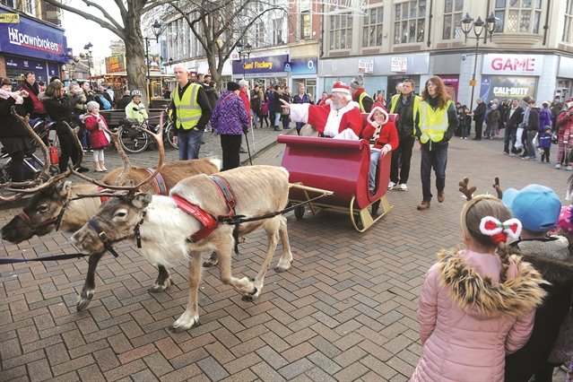 """Cruel"" Rotherham reindeer parade to go ahead"