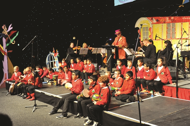 PHOTO GALLERY: Youngsters showcase talents at Rotherham's first Roald Dahl Festival