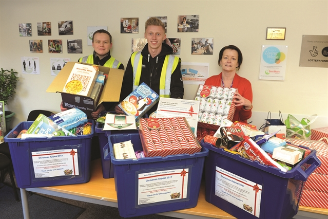 Foodbank needs more donations from generous Rotherham people