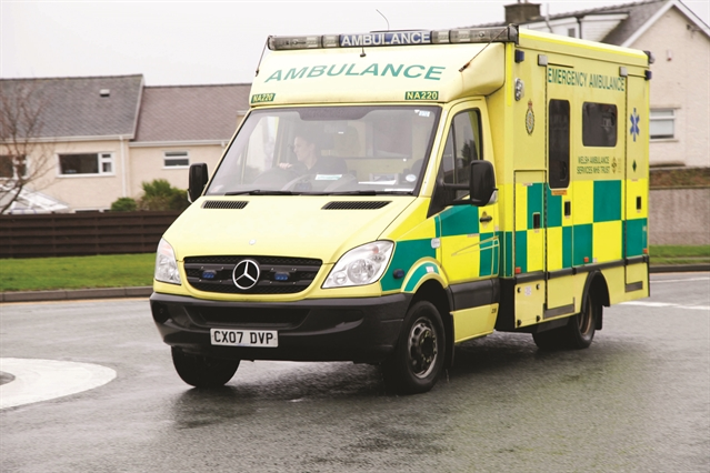 'Enjoy yourselves sensibly this Christmas,' say ambulance service