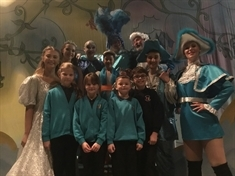 Rotary provides panto treat for Dearne schoolchildren