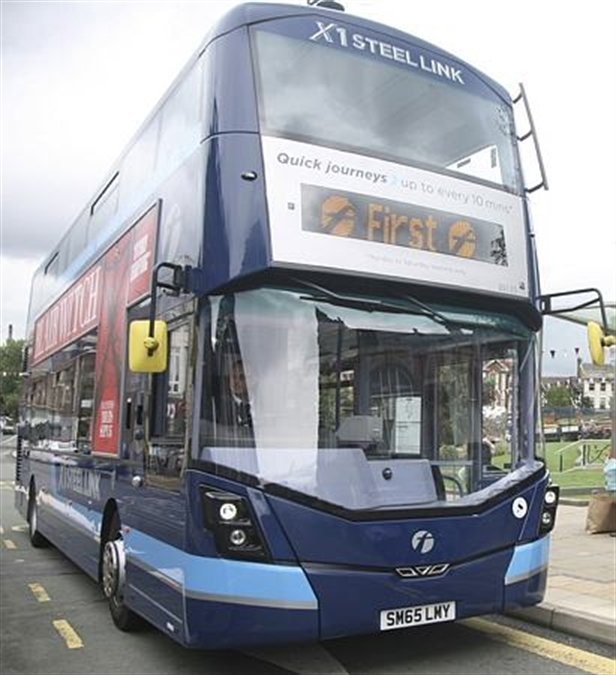 Bus services diverted due to heavy traffic near Parkgate Shopping