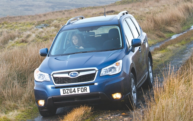 MOTORS REVIEW: Subaru Forester