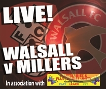 MATCHDAY LIVE: Walsall v Rotherham United