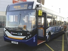 Heavy traffic in Rawmarsh delaying bus services into Rotherham by up to one hour