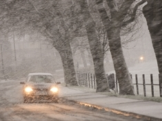 Delays to bus services as snow continues to fall in Rotherham