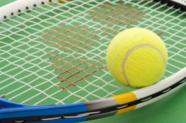 Awards double for tennis club aces